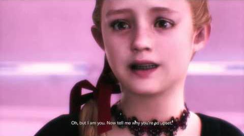 Resident Evil Revelations 2 all cutscenes - Two Natalias