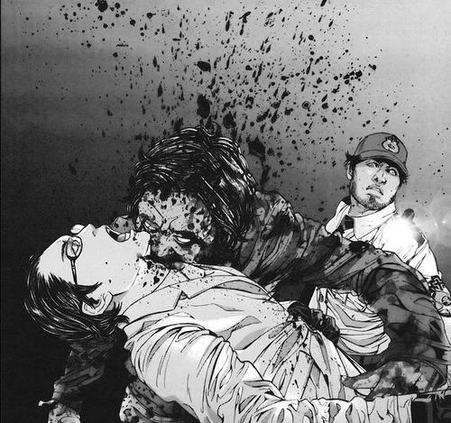 Episode 8 - Ray bitten by zombie