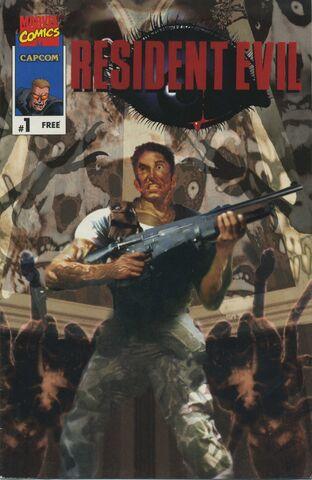 File:Resident Evil Marvel Comics - front cover.jpg