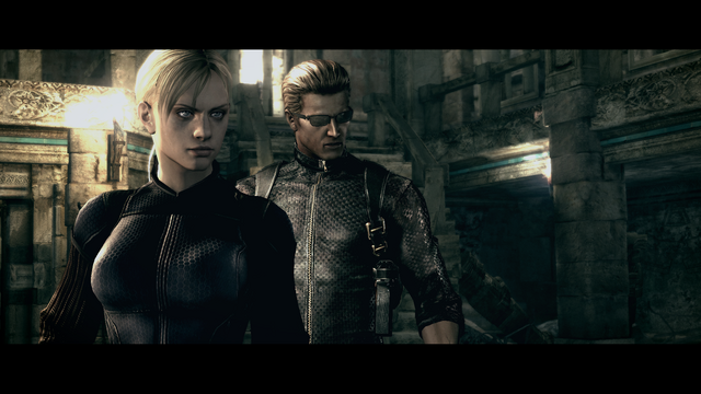 Fichier:Jill & Wesker.png