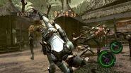ResidentEvil 5 PS4 XboxOne June 28 2016 The Mercenaries United Jill and Barry in-game