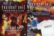 Resident Evil Degeneration Walmart edition
