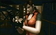 Claire Redfield 3D Mercenary Appearance