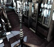 REmake background - Entrance hall - r106 00020