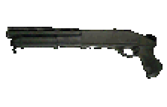 File:Resident Evil 2 - Remington M870 menu image alpha.png