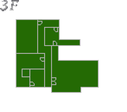 File:Resident Evil 2 prototype - Police Station map - 3F.png