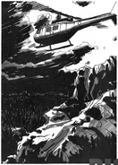 Biohazard The Beginning - illust 11 - STARS Alpha Team and Arklay