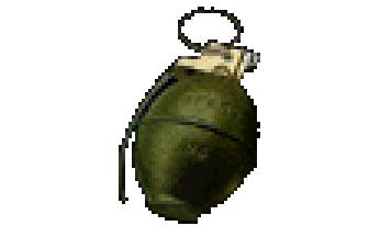 File:Resident Evil 2 - Hand Grenade menu image alpha.png