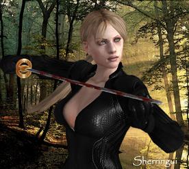 Jill (Samurai)
