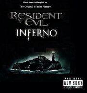 Resident Evil Infero Soundtrack