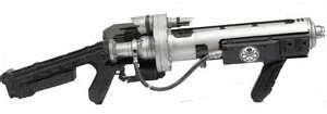 Tesseract Rifle