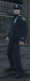 City Police Officer