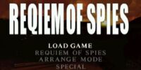Reqium of the Spies