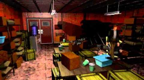 Resident Evil Urban Chaos Gameplay Trailer 3 (Storage building, NO Masks yet)