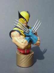 Wolverine gold bust