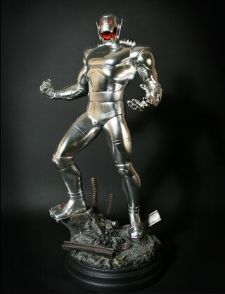 Ultron statue
