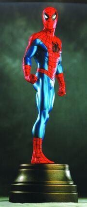 Spiderman red stat @ mini