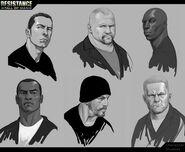 Characterstudies