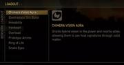Chimeran Vision Aura
