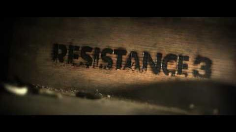 The Resistance 3 live action teaser trailer, where Grims make an appearance