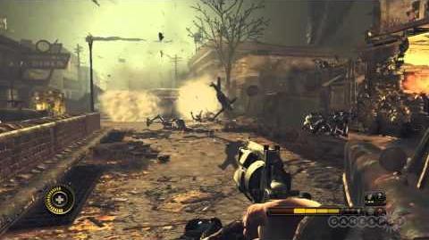 Resistance 3 Gameplay Demo (PS3)
