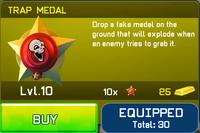 Trap Medal View