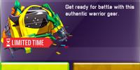 Brazilian Warrior Gear