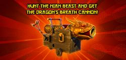 Dragon Breath Cannon