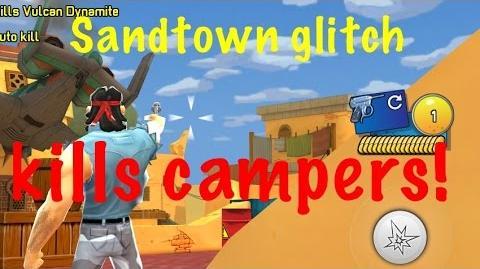 Respawnables Sandtown Kill Campers Glitch!