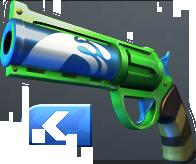 Revolver skin