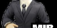 MIB Suit Jacket