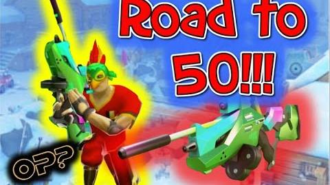 The Respawnables ROAD TO 50 1! With Maskeleon Rifle!!! OP gameplay!