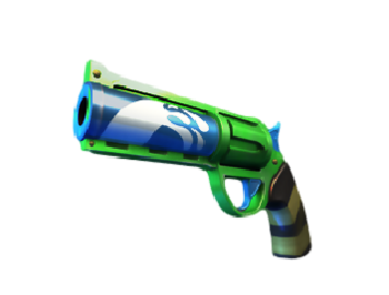 Revolver New Skin Cutted