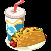 Split Pin Taco Meal