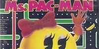 Ms. Pac-Man (Sega Genesis)