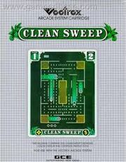 Vectrex clean sweep