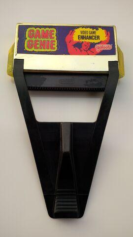 File:Game Genie Nintendo Entertainment System top.jpg