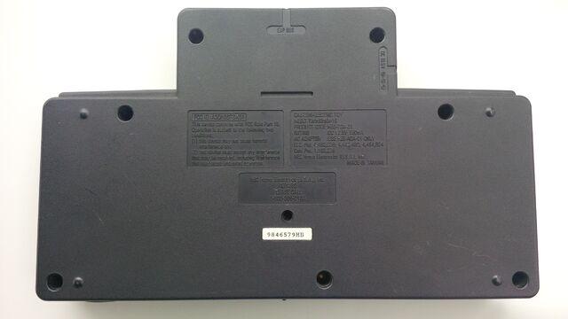 File:TurboGrafX-16 underside.jpg