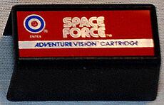 Adventure vision cartridge