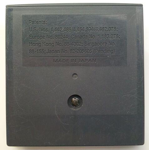 File:Sega Game Gear Road Rash ROM cartridge rear.jpg