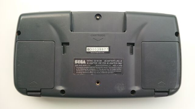 File:Sega Game Gear rear.jpg