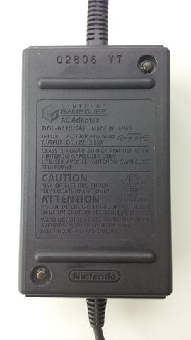 File:Nintendo Gamecube power supply 02.jpg