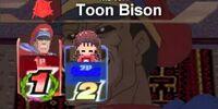 Toon Bison