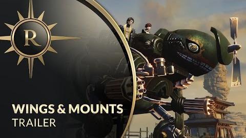 Revelation Online - Wings & Mounts Trailer