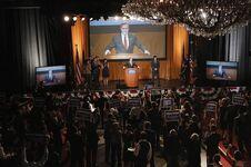 Conrad's Gubernatorial acceptance speech