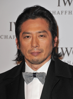 Hiroyuki Profile