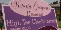 Annual High Tea Charity Event