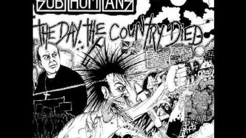 Subhumans - The Day the Country Died (LP 1983)-0