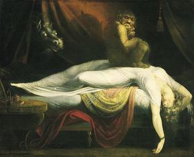 280px-John Henry Fuseli - The Nightmare