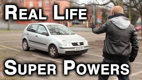 Real Life Super Powers